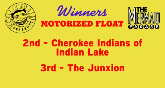 2 - Cherokee Indians of Indian Lake /  3 - The Junxion