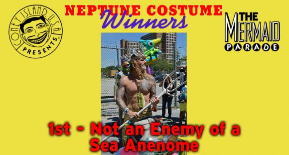 1 - Not an Enemy of a Sea Anemone
