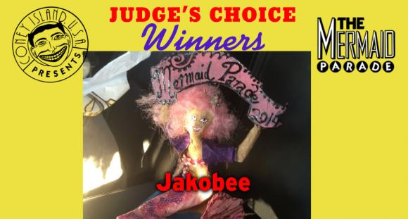 Judge's Choice: Jakobee