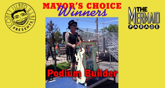 Mayor's Choice: Podium Builder