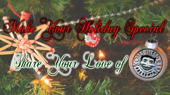 Make Your Holiday Special - Share Your Love of Coney Island USA